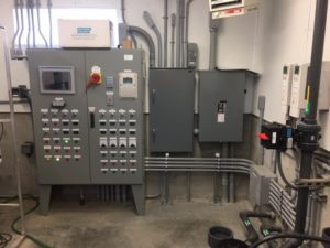 Fairbarn Electric North Bay, Ontario - Fresh Water Application